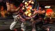 TTT2 Kazuya vs Heihachi