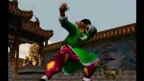 Tekken Tag Tournament - Lei Ending