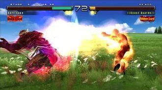 Tekken 5 DR Jinpachi Ghost Battle on Ultra Hard