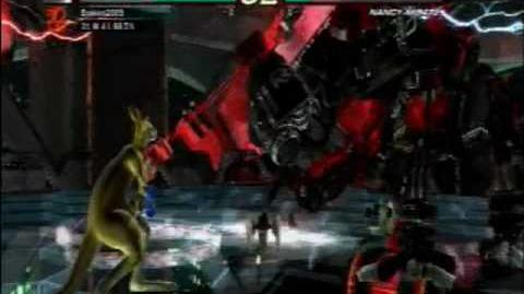Tekken 6 - Defeat NANCY-MI847J