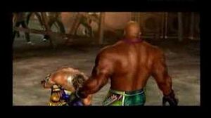 Tekken 5 Marduk Interludes