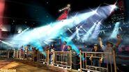 Theater-crowd+flying-volunteer