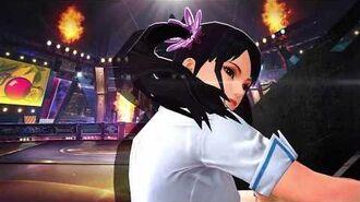 【KOF ALLSTAR】×【鉄拳7】 コラボ キャラクターガイド リン・シャオユウ(制服)