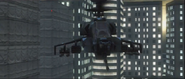 Atack helicopter drone e