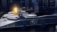 G corp mobile rocket artillery APC 2