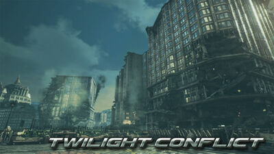 T7 Stage - Twilight Conflict