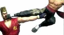 Tekken 6 - Paul Phoenix ending - HD 720p