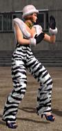 Tekken Tag Tournament Anna P3 Outfit