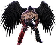 Devil Jin T5