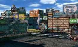 Tekken 3D Prime Edition - Stage - 1