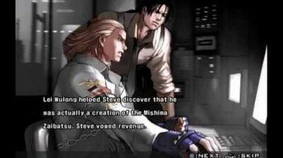 Tekken 5 Steve Prologue and Epilogue