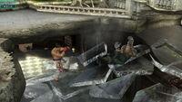 800px-Tekken 6 - Kazuya Mishima versus Jack-6 - Fallen Colony - Floor Break - 2