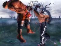 Armor King versus Craig Marduk - Tekken 5 Dark Resurrection