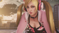 Lucky chloe ending 4 cute chloe looking adorable