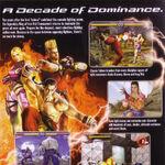 Tekken 5 Gallery Tekken Wiki Fandom