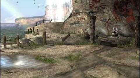 Tekken 5 - Waterfall