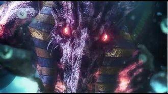 Tekken 6 Azazel VS. Azazel