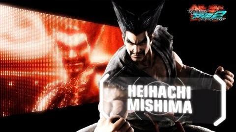 Tekken Tag Tournament 2 Heihachi Mishima's Arcade Ending
