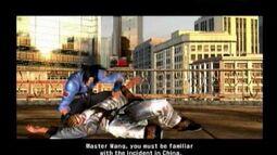 Tekken 5 Lei Interludes