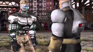Tekken Tag Tournament Prototype Jack Ending