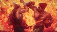 Kazuya VS Heihachi T7