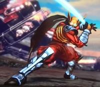 Street Fighter X Tekken Yoshimitsu Swap Costume