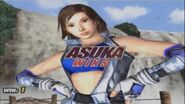 Tekken 5 Asuka Kazama All Intros & Win Poses