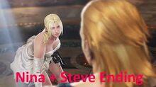 Tekken 7 - Nina and Steve Prologue + Ending
