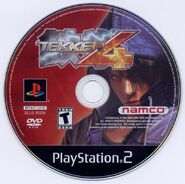 Tekken ps2 cd na