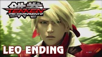 Tekken Tag Tournament 2 - 'Leo Ending' TRUE-HD QUALITY