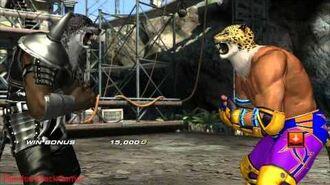 Tekken Tag Tournament 2 - All Special Win Poses pt. 2 2