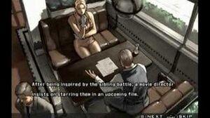 Tekken 5 Nina Prologue and Epilogue