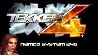 Tekken 4 - Character Voice Samples (Namco System 246 Ver.)