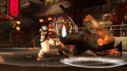 TTT2 Jun vs Heihachi