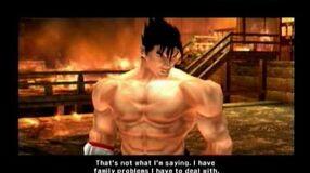Tekken 5 Jin Interludes