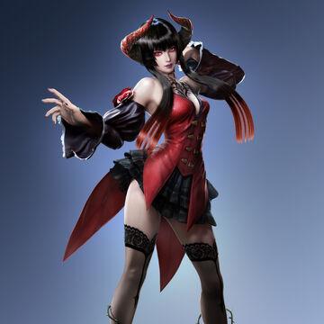 Eliza Tekken Wiki Fandom