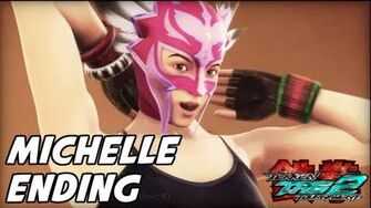 Tekken Tag Tournament 2 - Michelle Ending Movie