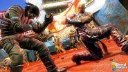 800px-Raven versus Sergei Dragunov - Tekken 6 Bloodline Rebellion