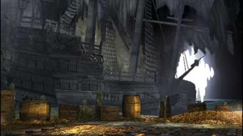 Tekken 5 - Pirate's Cove