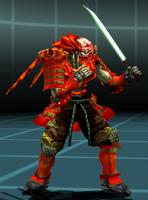 Tekken5DR Yoshimitsu P1Outfit