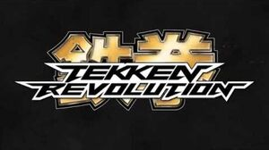 Tekken Revolution OST Historic Town Square