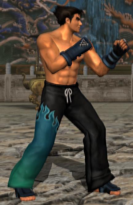 Jin Kazama Outfits Tekken Wiki Fandom
