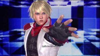 Tekken Tag Tournament 2 Leo Intro Pose 3