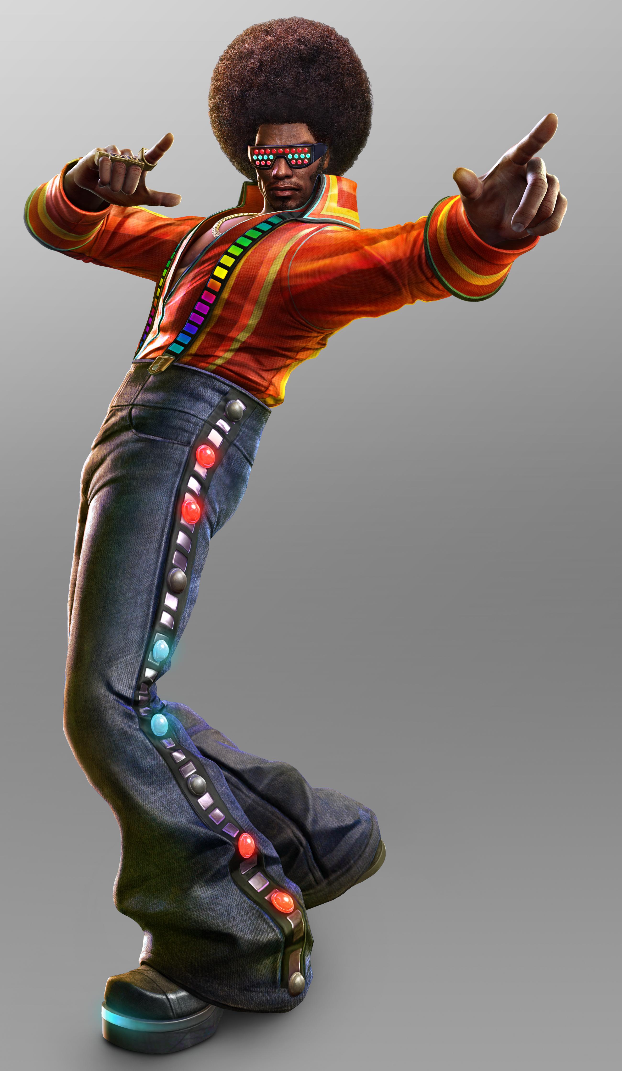 Tiger Jackson Tekken Wiki Fandom