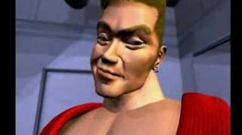 Tekken 2 Marshall Law - Oops!