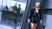 Tekken6 Nina prologue art 1