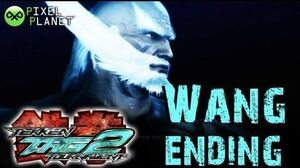 Tekken Tag Tournament 2 Wang Ending