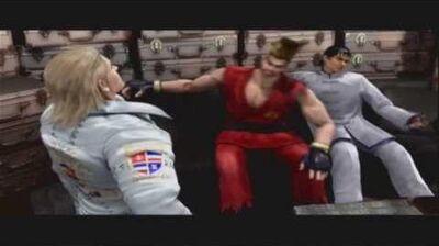 Tekken 6 Steve Fox Ending
