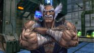 SFxT screenshot Heihachi 1