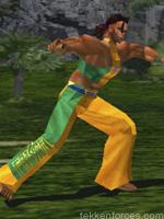 Tekken 3 eddy moves